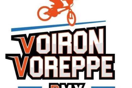 Logo Voiron Voreppe BMX