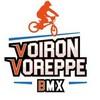 Logo Voiron Vorrepe BMX